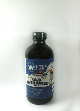 White's Elixirs - White's Elixirs Old Fashioned Cocktail Mix