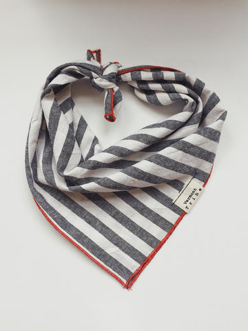 Vermont Tribe - Dog Bandana - Stripe