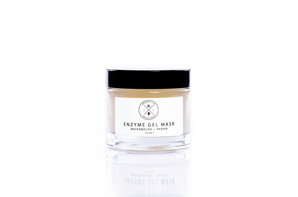 Enzyme Gel Mask