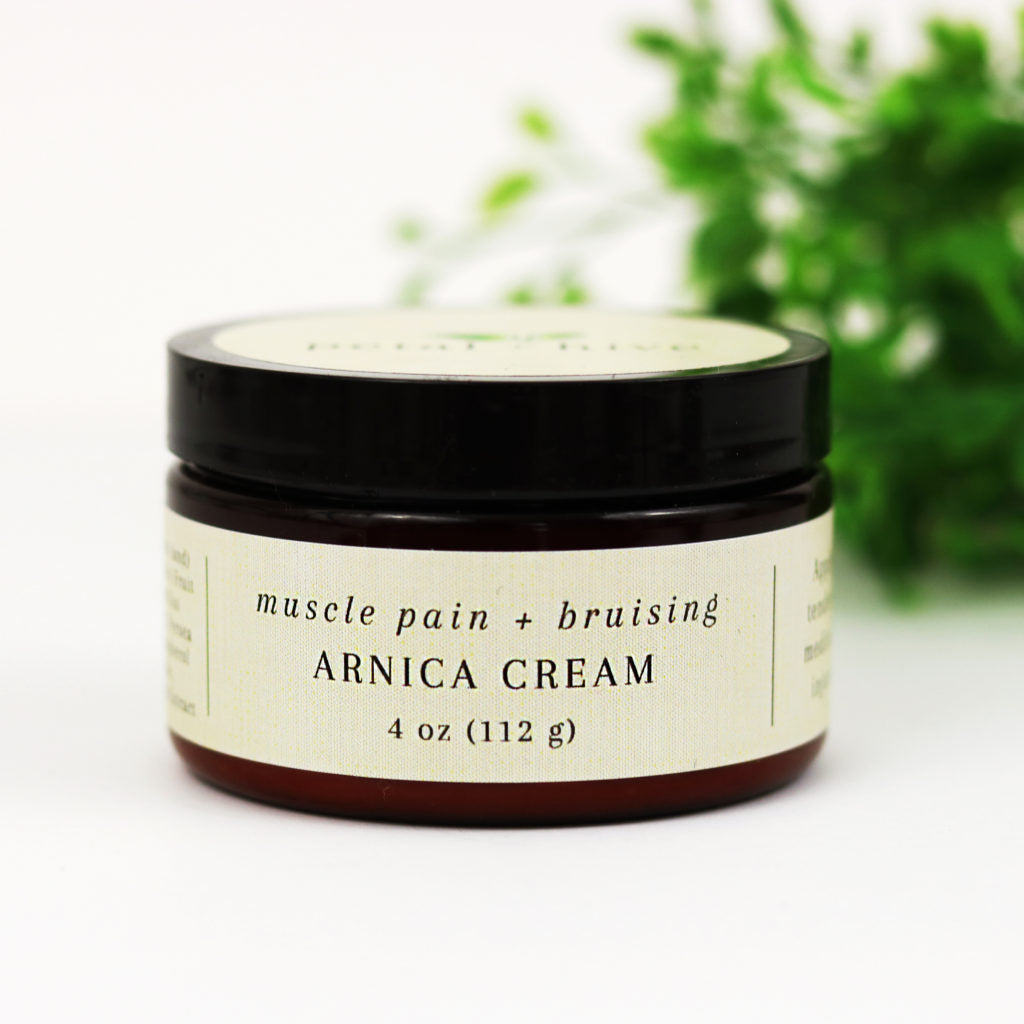 Arnica Cream Muscle Rub