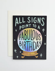 "The ""High Five"" Card Collection of the Month Club :: 6-month version"