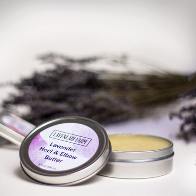 Lavender Heel & Elbow Butter