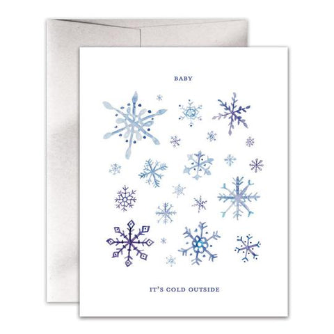 Baby It's Cold Outside Card Box Set
