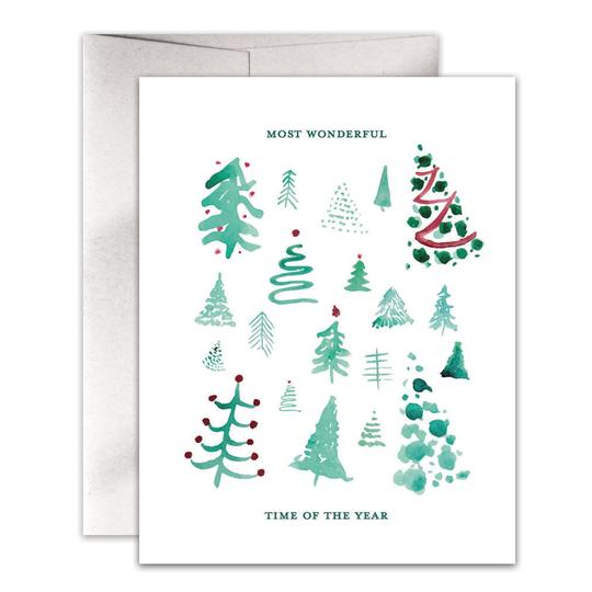 Most Wonderful Time of Year Card Box Set