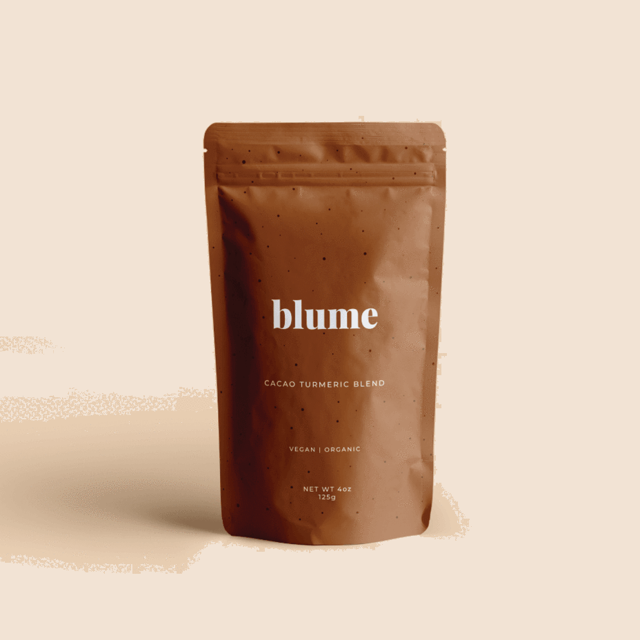 Blume Cacao Turmeric Latte Blend