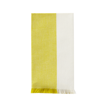 Cotton Fringe Napkins, Assorted Colors