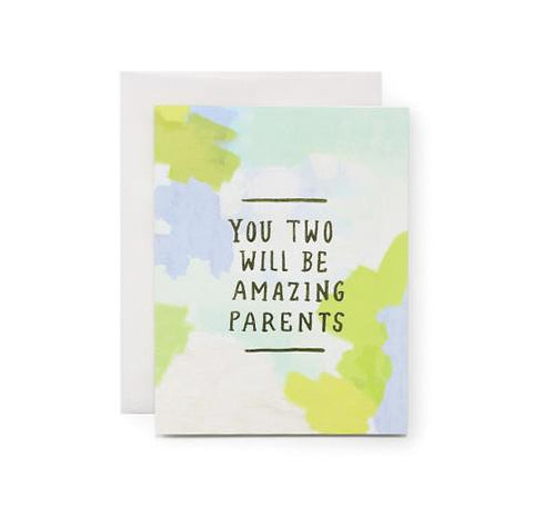 Amazing Parents Card