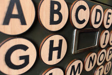 Magnetic Alphabet Set