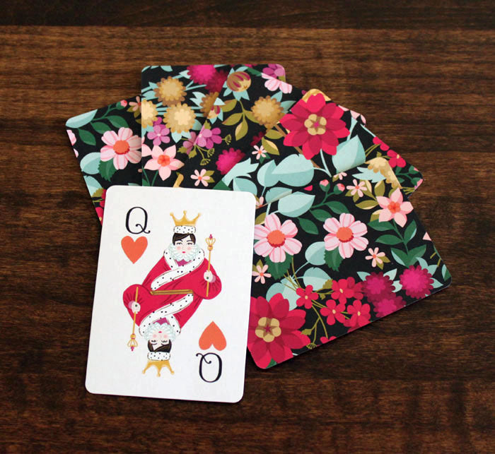 Helmsie - Windsor Playing Cards