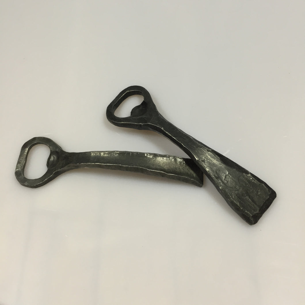 Hand forged bottle opener :: assorted