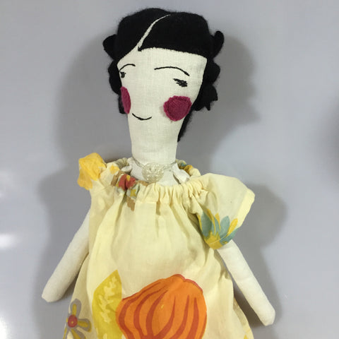 Fashion Forward Rag Dolls :: assorted/ 1ofakind