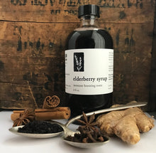 Elderberry Syrup, 8 oz.