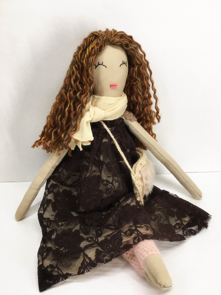 One-of-a-Kind Amélie Urba Doll