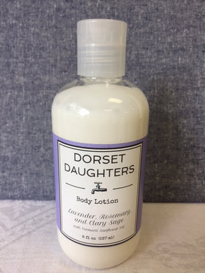 Lavender, Rosemary & Clary Sage Body Lotion