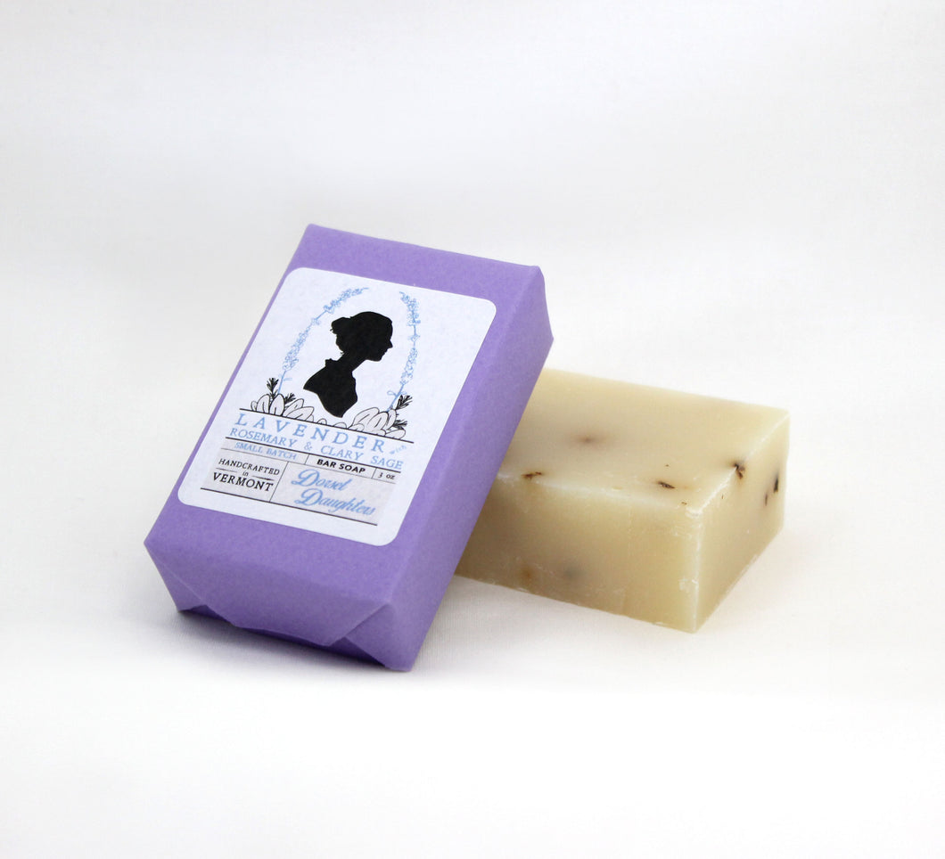 Lavender Farm Bar Soap