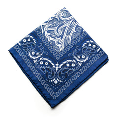 Grosvenor Silk Pocket Square :: assorted colors