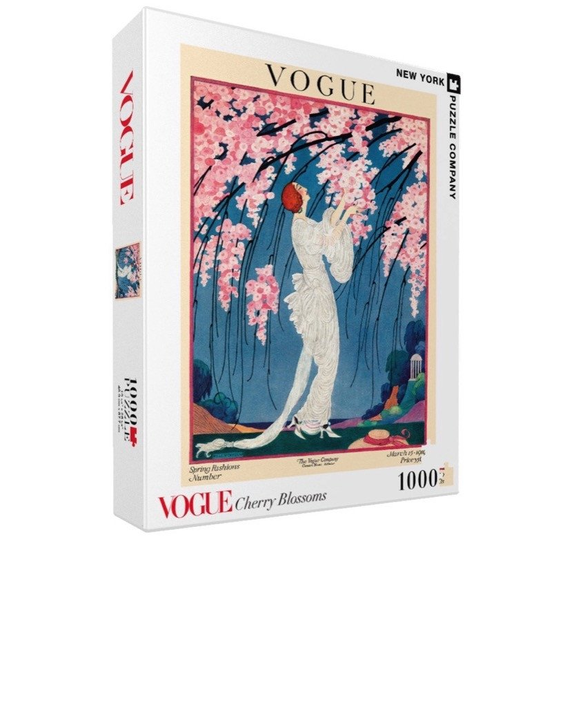 Vogue Cherry Blossoms Puzzle