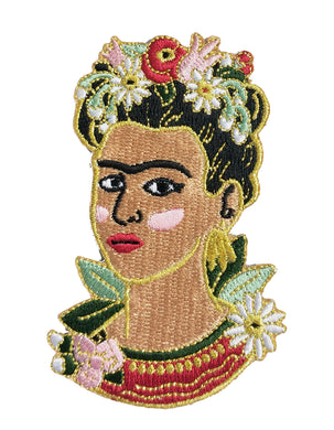 Frida Chenille Patch