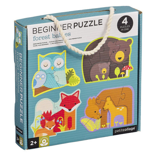 Forest Babies Beginner Puzzle