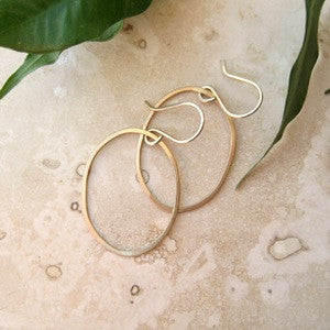 Pixie Earrings :: silver or gold