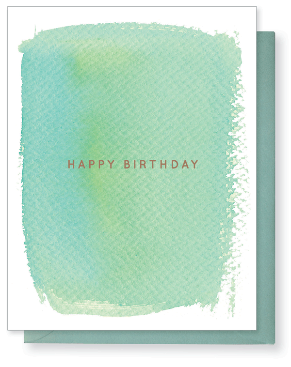 Minty Fresh Birthday Card
