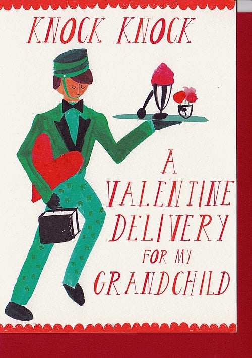 Room Service Grandchild Valentine