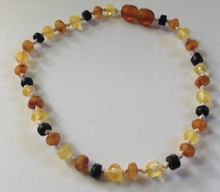Baltic Amber Teething Necklace :: assorted designs