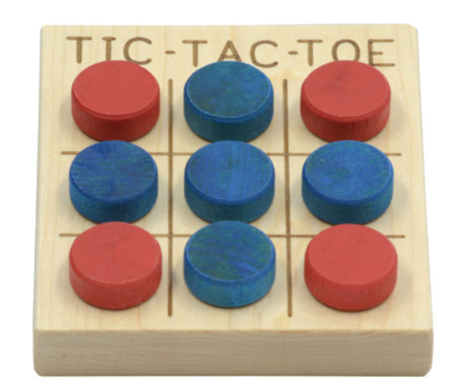 Maple Tic-Tac-Toe