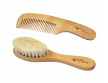 Baby Comb + Brush Set