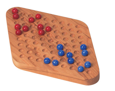 Chinese Checkers, Two Person