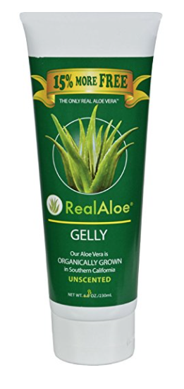 Real Aloe Gelly