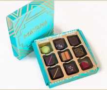 Mayana Chocolate - 9 Piece Signature Box