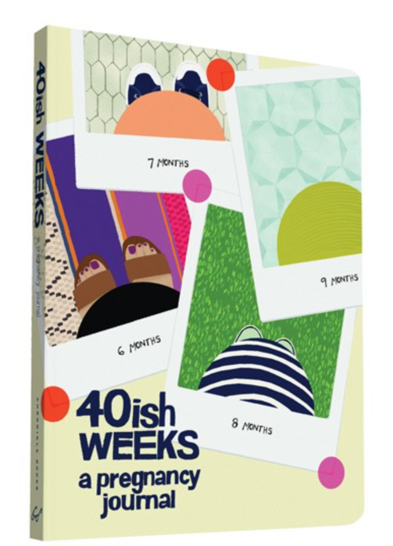 40ish Weeks Pregnancy Journal