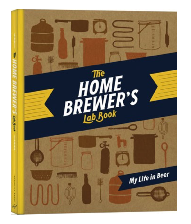 Home Brewer's Lab Book: My Life in Beer