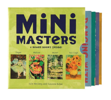 Mini Masters Boxed Sets