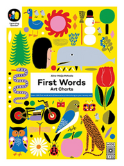 First Words: Art Charts