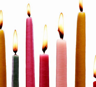 Taper Candles 12