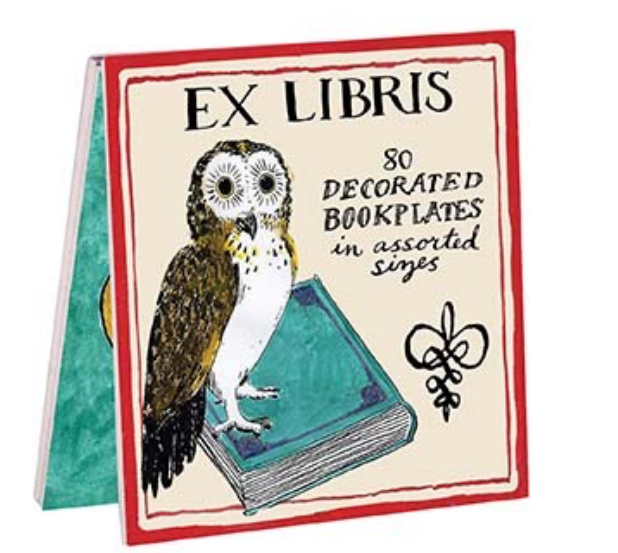 Molly Hatch Owl Book Plates