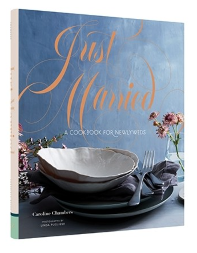 Just Married: A Cookbook for Newlyweds