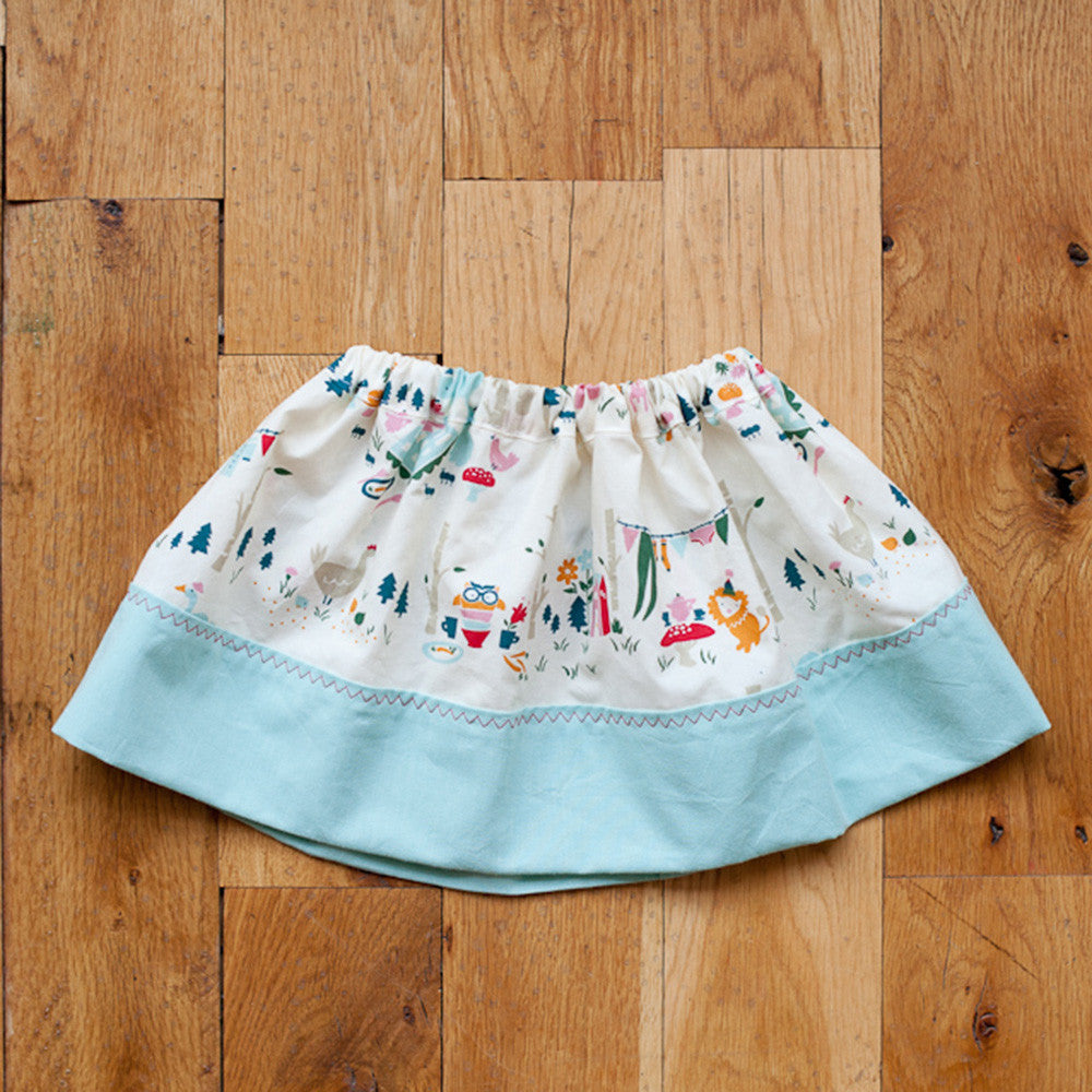 Darling Skirts :: assorted prints