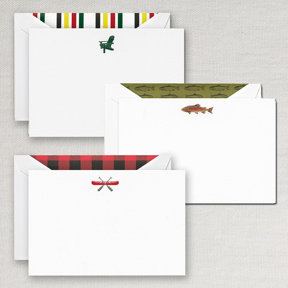 Lake House Cards Assortment