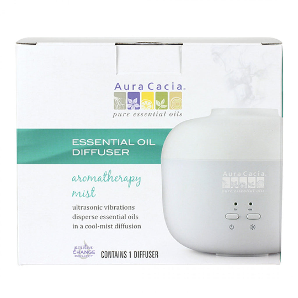 Aura Cacia Aromatherapy Mist Ultrasonic Room Diffuser