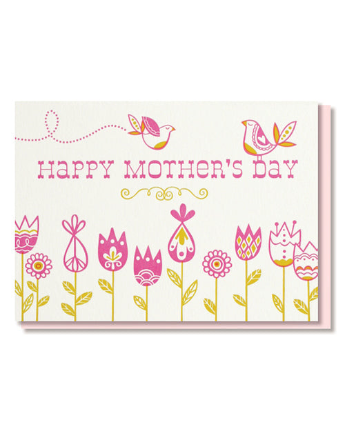 Mother's Day Birds Card