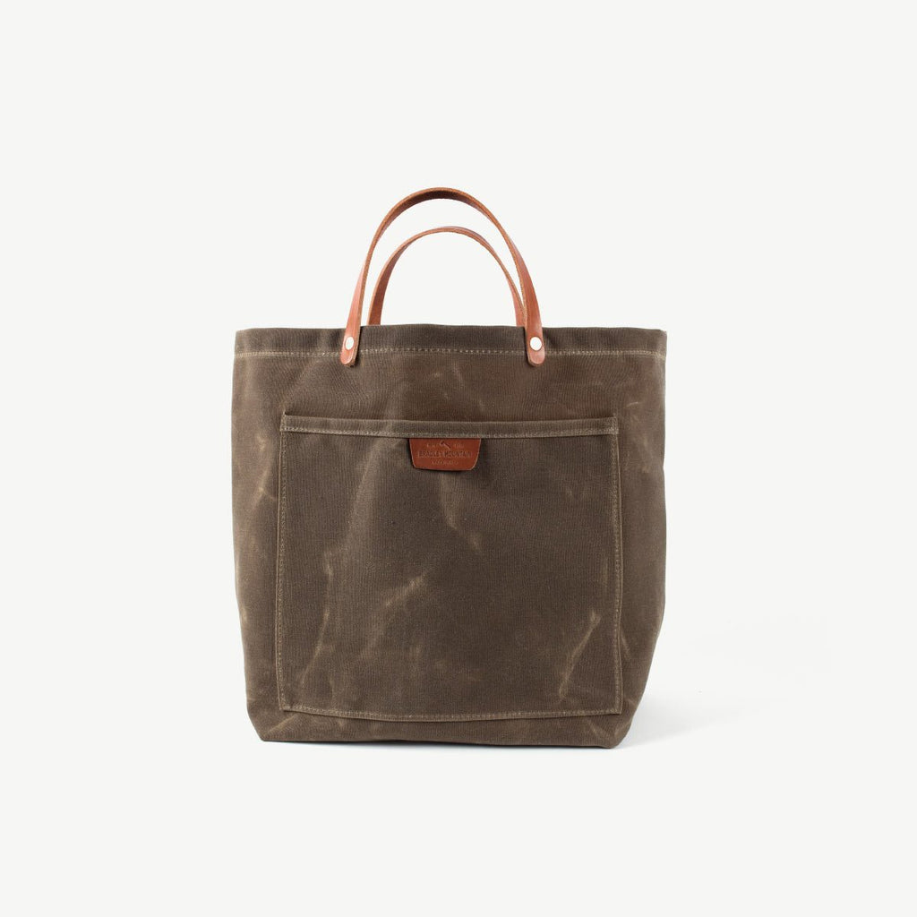 Coal Tote Bag - Field Tan