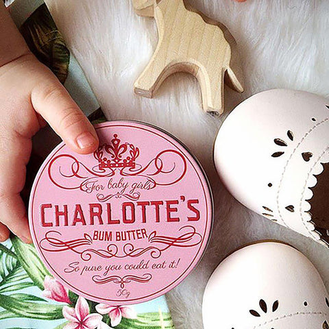 Charlotte's Bum Butter for Girls
