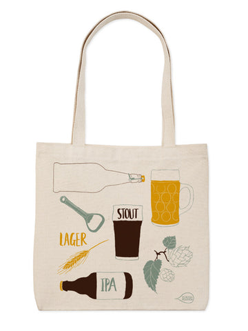 Beer Everyday Tote