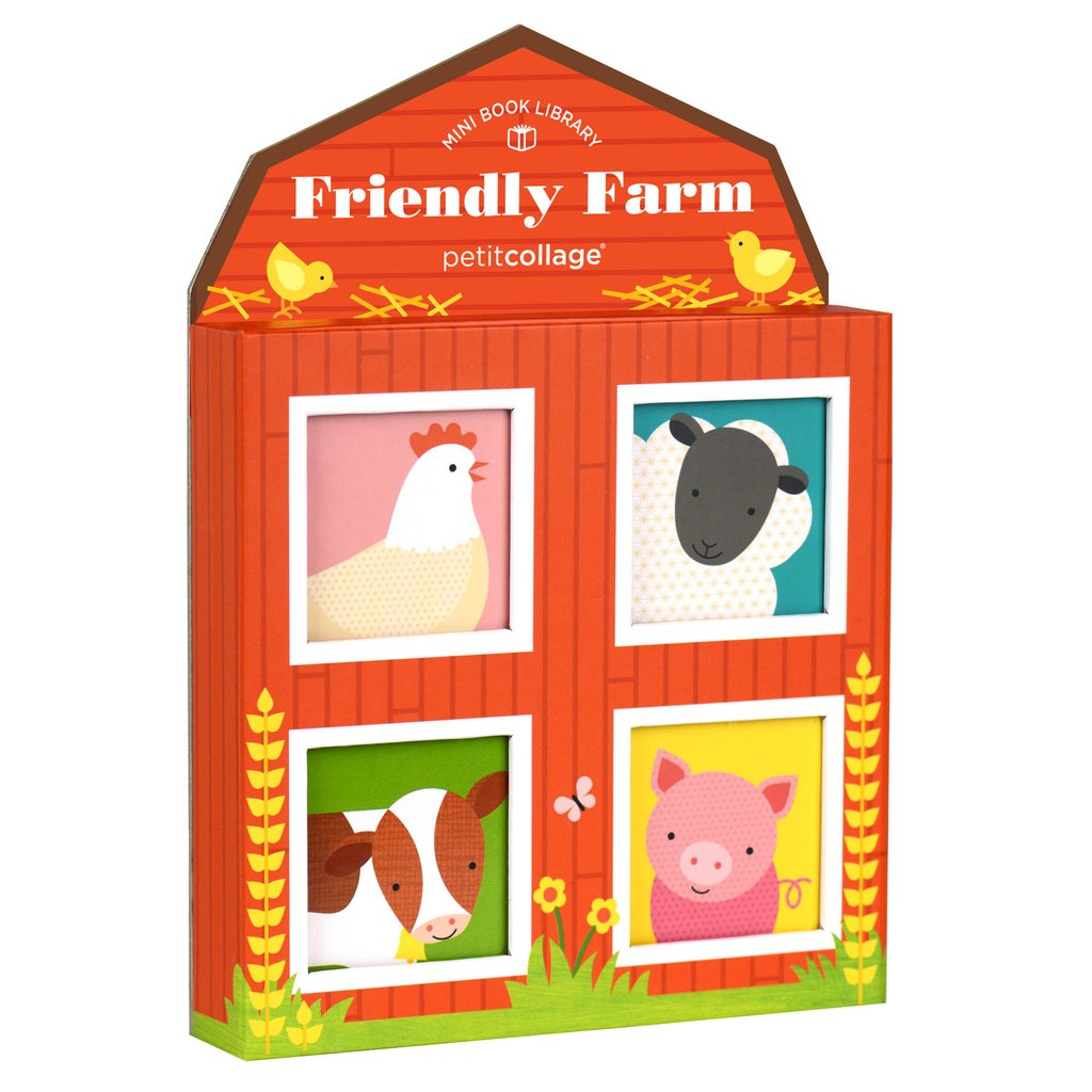 Friendly Farm Mini Library