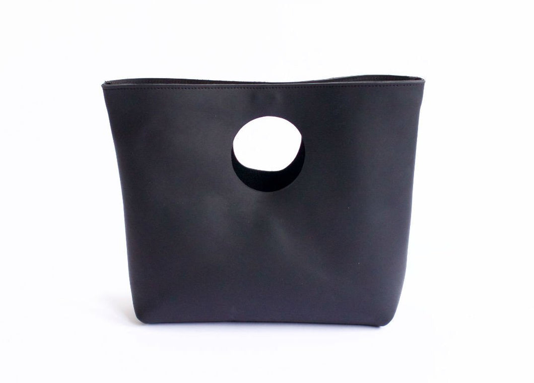 The Lee Clutch - 3 Leather Colors!