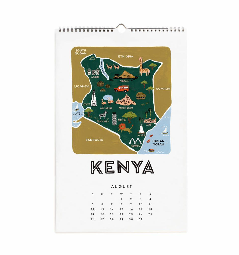 2018 maps of the world wall calendar the gold trout 2018 maps of the world wall calendar gumiabroncs Choice Image
