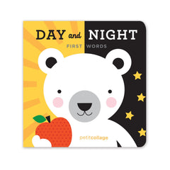 Day & Night: First Words Accordion Board Book